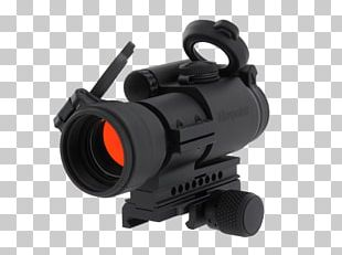 Red Dot Sight Aimpoint AB Optics Telescopic Sight PNG