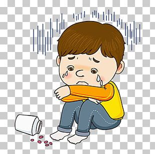 The Crying Boy Cartoon Stock Photography Stock Footage PNG
