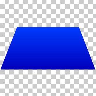 Isosceles Trapezoid Angle Geometric Shape PNG
