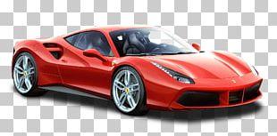 2016 Ferrari 488 GTB Ferrari 458 Ferrari F12 Dino PNG