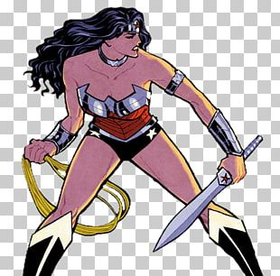Diana Prince Superman Superhero The New 52 Comics PNG