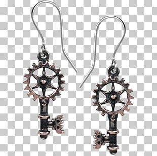 Earring Jewellery Clothing Accessories Alchemy Gothic PNG