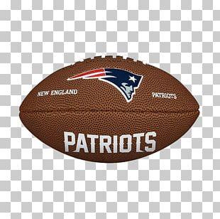 NFL New England Patriots American Footballs PNG