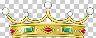 Crown Kingdom Of Portugal Viscount Coronet Baron PNG