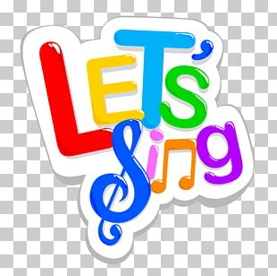 Let's Sing Music Microphone Singing PNG