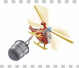 Simba Toys 9251661 Fireman Sam Wallaby Helicopter Playset Firefighter Mountain Rescue Sam Helicopters With Figure Toys/Spielzeug PNG