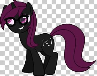 Cat Horse Tail Legendary Creature Animated Cartoon PNG