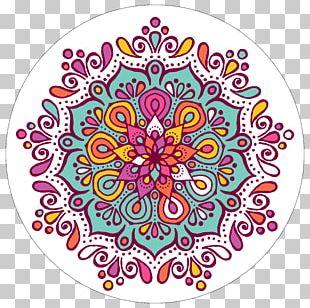 Mandala Coloring Book Rangoli PNG
