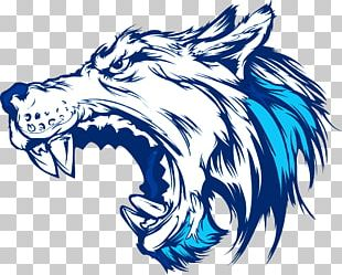 Gray Wolf PNG
