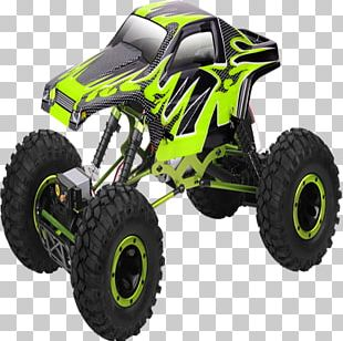 Radio-controlled Car Motor Vehicle Tires Monster Truck Wheel PNG