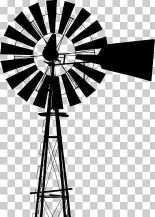 Australia Oklahoma Windmill Agriculture Farm PNG