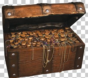 Buried Treasure Sea Of Thieves Chest Piracy PNG
