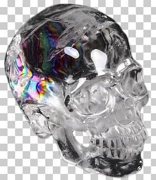 Crystal Skull Crystal Skull Quartz Mineral PNG