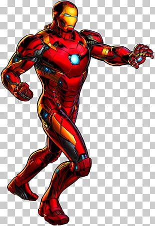 Marvel: Avengers Alliance Iron Man Captain America Comics Civil War PNG