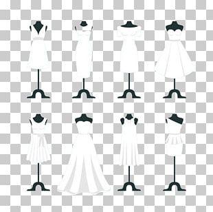 Wedding Invitation Wedding Dress White Wedding Bride PNG