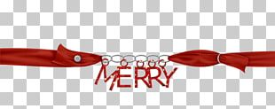 Clothing Accessories Christmas Day Ribbon Product Design Font PNG
