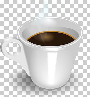 Coffee Cup Espresso Cafe Tea PNG