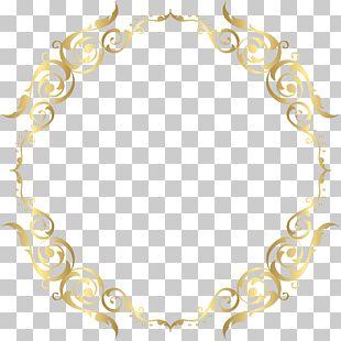 Frame Gold PNG