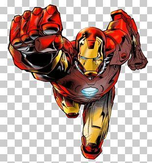 Iron Man Miles Morales Howard Stark Maria Stark Comics PNG