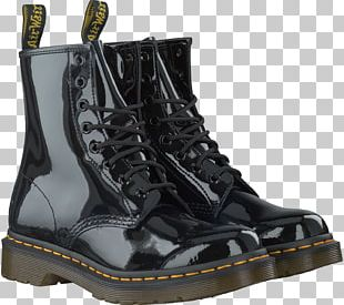 Motorcycle Boot Shoe Footwear Dr. Martens PNG
