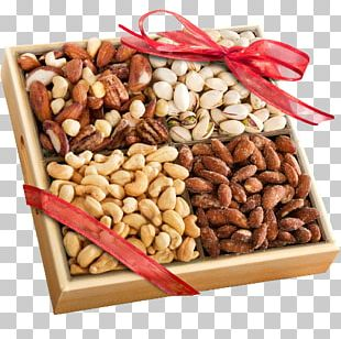 Mixed Nuts Food Gift Baskets Roasted Cashews PNG
