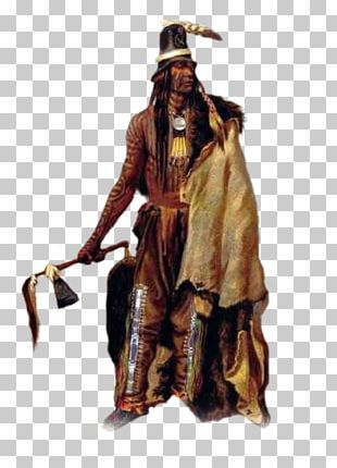 Native Americans In The United States Travels In The Interior Of North America Mandan Hidatsa PNG