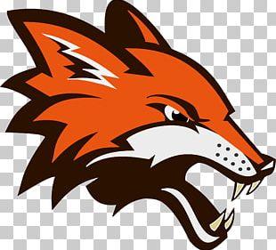 Red Fox Logo PNG
