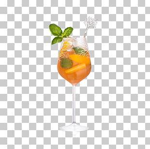 Spritz Cocktail Garnish Mai Tai Sea Breeze PNG