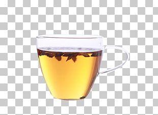 Barley Tea Earl Grey Tea Coffee Cup Glass PNG