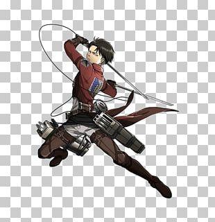 Eren Yeager Mikasa Ackerman Attack On Titan Levi Manga PNG