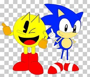 Pac-Man World Mega Man Pixel Art PNG