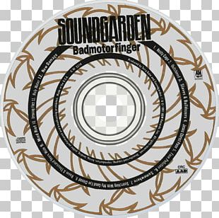 Badmotorfinger Soundgarden Louder Than Love Compact Disc Phonograph Record PNG