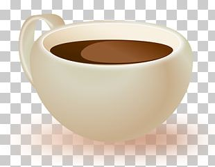 Coffee Cup Cafe Espresso Tea PNG