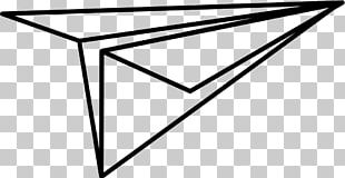Airplane Paper Plane Flight Drawing PNG