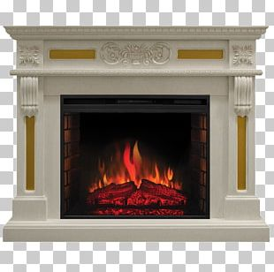 RealFlame Electric Fireplace Electricity Hearth PNG
