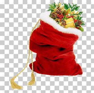 Santa Claus Christmas Ornament Christmas Gift PNG