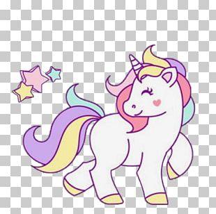 Unicorn Paper Party Printing Mythology PNG