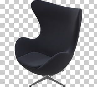 Egg Edmonds Eames Lounge Chair Swan PNG