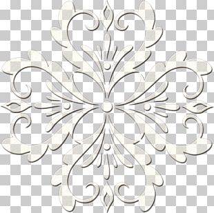 Floral Design Pattern Engraving Decorative Arts PNG