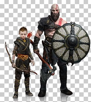 God Of War III PlayStation 4 Kratos Video Game PNG