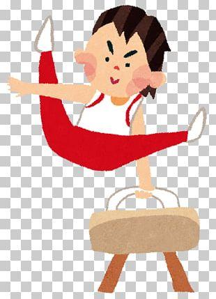 Pommel Horses Artistic Gymnastics Sport PNG