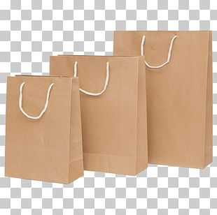 Shopping Bag Paper Bag Kraft Paper PNG