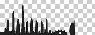Dubai Skyline Building PNG