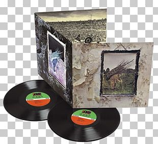 Led Zeppelin IV LP Record Led Zeppelin Deluxe Edition Phonograph Record Led Zeppelin III PNG