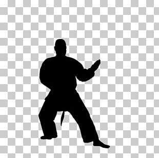 Martial Arts Karate Wall Decal Sticker PNG