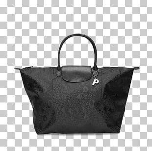 Handbag Tote Bag Longchamp Leather PNG