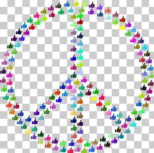Peace Symbols Computer Icons Thumb Signal PNG