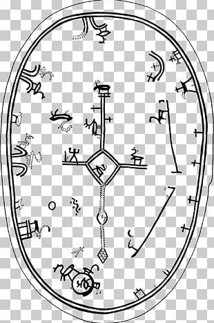 Sami Drum Circle Line Angle PNG