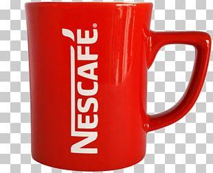 Coffee Cup Tea Mug Nescafé PNG