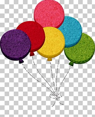 Balloon Color PNG